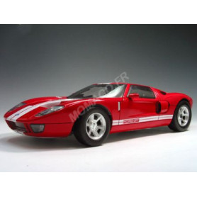 FORD GT CONCEPT ROUGE