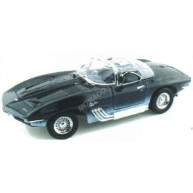 CHEVROLET CORVETTE MAKO SHARK 1961 BLEU