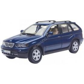 BMW X5 BLEU METAL