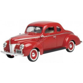 FORD COUPE 1940 ROUGE