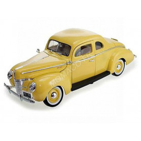 FORD COUPE 1940 JAUNE