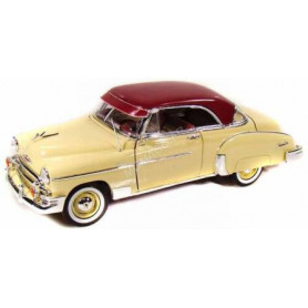 CHEVROLET BEL AIR 1950 JAUNE