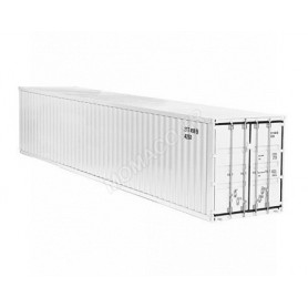CONTAINER 40FT BLANC