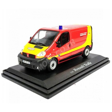 "RENAULT TRAFIC ""SECURITE CIVILE"""