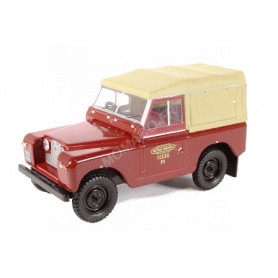 LAND ROVER SERIE II SWB CANVAS POSTE ANGLAISE