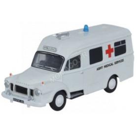 BEDFORD J1 AMBULANCE ARMY MEDICAL