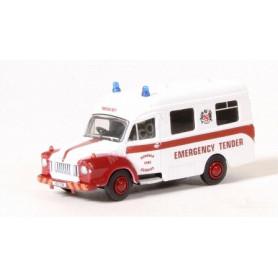 BEDFORD J1 AMBULANCE DUNDER FIRE SERVICE