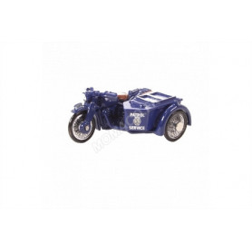 BSA MOTORCYCLE AND SIDECAR PATROL SERVICE