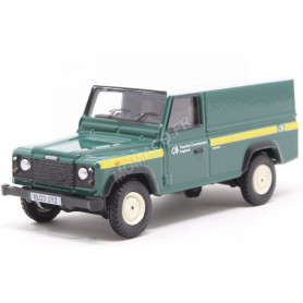 LAND ROVER DEFENDER FORESTY COMMISSION