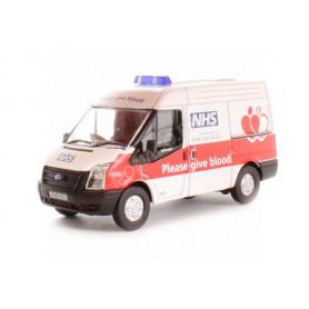 FORD TRANSIT NHS BLOOD
