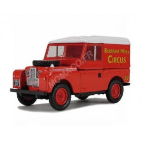 LAND ROVER SERIE 1 88 BRETRAM MILLS HARD TOP