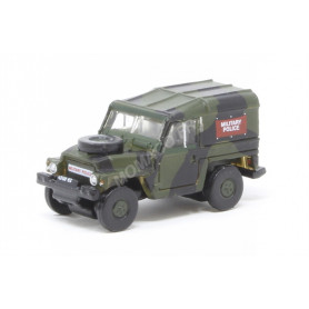 LAND ROVER LIGHTWEIGHT POLICE MILITAIRE 2 TONS