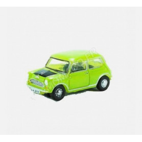 "OLD MINI ""MR BEAN"""