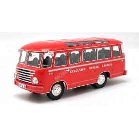 BERLIET BUS GLA 5S DUBOS 1951 VERSION FERMEE
