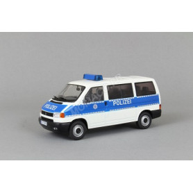 VW T4 BUS POLICE THURINGEN