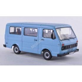 VW LT28 BUS BLEU