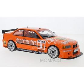 BMW 325I (E36) 9 HAHNE COMPETITION LINDER DTM NURBURGRING 1993 (EPUISE)