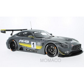 MERCEDES-BENZ AMG GT3 STARS AND CARS 2015