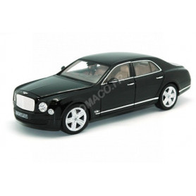 BENTLEY MULSANNE 2010 NOIR