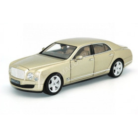 BENTLEY MULSANNE 2010 BEIGE