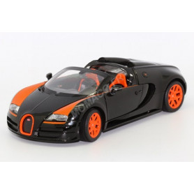 BUGATTI VEYRON 16.4 GRAND SPORT VITESSE 2012 NOIR/ORANGE