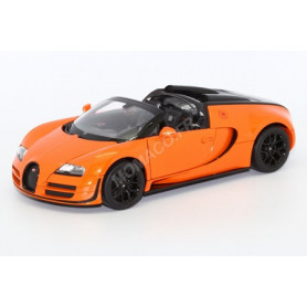 BUGATTI VEYRON 16.4 GRAND SPORT VITESSE 2012 ORANGE/NOIR