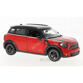 MINI COOPER S COUNTRYMAN R60 ROUGE