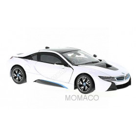 BMW I8 BLANC
