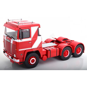 SCANIA LBT 1976 ROUGE/BLANC