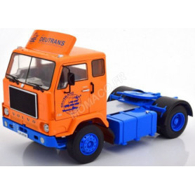 VOLVO F88 1968 ORANGE/BLEUE