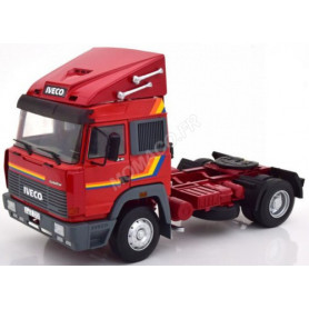 IVECO TURBO STAR 1988 ORANGE-ROUGE