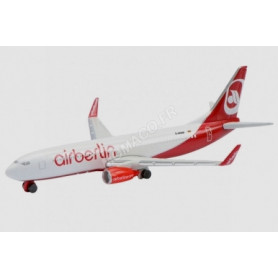 "BOEING B737-800 ""AIR BERLIN"" (REG.D-ABMD)"