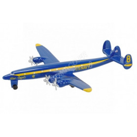 "LOCKHEED L1049 G SUPER CONSTELLATION - US NAVY ""BLUE ANGELS"""