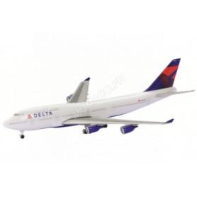 "BOEING B747-400 ""DELTA AIRLINES"""