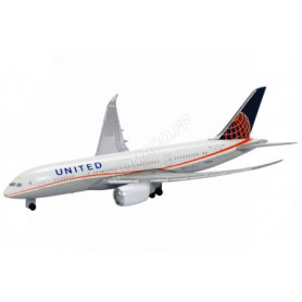 "BOEING B787-8 ""UNITED AIRLINES"""