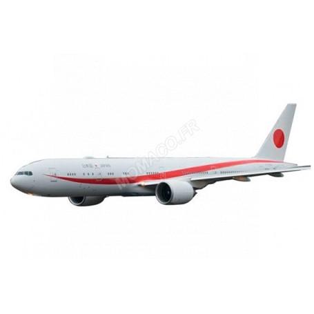 """BOEING B777-300 """"JAPAN AIR FORCE 1"""""""