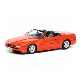 BMW 850I CABRIOLET ROUGE