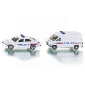 SET VEHICULE DE POLICE (FRANCE)