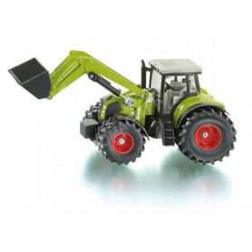 CLAAS AXION 850 AVEC CHARGEUR FRONTAL