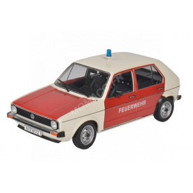 "VOLKSWAGEN GOLF ""FIRE BRIGADE"" (Exclusivité MOMACO)"