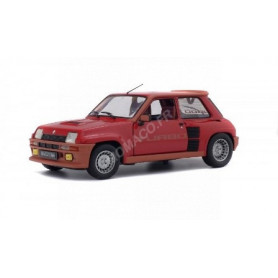 RENAULT R5 TURBO 1981 ROUGE