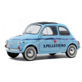 "FIAT 500 ""SAN PELLEGRINO"" 1965 (EPUISE)"