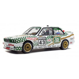 "BMW E30 DTM 43 BERG ""TIC TAC"" 1991"