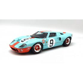 FORD GT40 MK1 WIDEBODY 9 24H DU MANS 1968