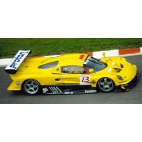 LOTUS ELISE GT1 13 DELETRAZ/GIROIX FIA GT CHAMPIONSHIP SPA 1997 8EME