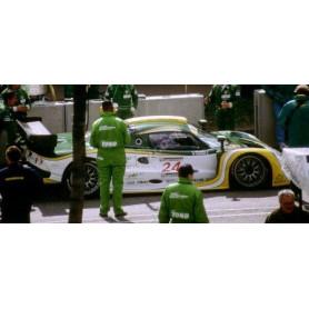 LOTUS ELISE GT1 24 MARTINI/BOLDRINI FIA GT CHAMPIONSHIP HELSINKI 1997 5EME