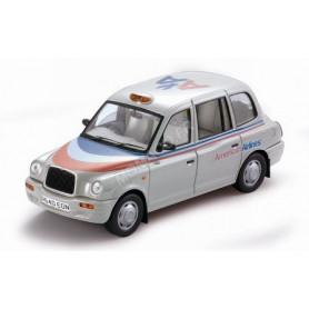 """TAXI CAB TX1 """"LONDRES"""" 1988 PUB """"AMERICAN"""""""