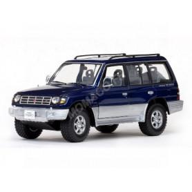 MITSUBISHI PAJERO LONG 3.5 V6 1998 BLEU (EPUISE)