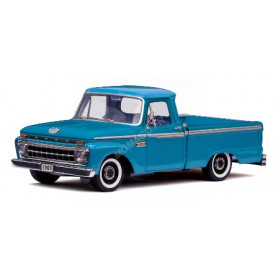 FORD F100 PICK UP 1965 BLEU