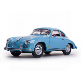 PORSCHE 356A 1500GS CARRERA GT COUPE 1957 BLEU (EPUISE)